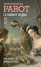 Le cadavre anglais by Jean-François Parot