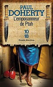 L'empoisonneur de Ptah av Paul Doherty