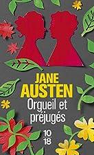 Orgueil et préjugés by Jane…