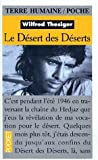 Thesiger, Wilfred: Les déserts des déserts (French Edition)