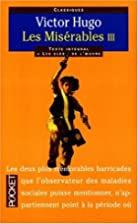 Les Misérables, tome 3 by Victor Hugo