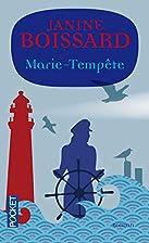 Marie-Tempête by Janine Boissard