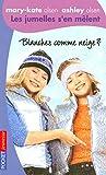 Nancy Butcher: Les jumelles s'en mêlent, Tome 15: Blanches comme neige ?