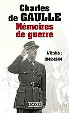 Mémoires de guerre : Tome 2,…