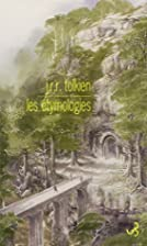 Les étymologies by J. R. R. Tolkien