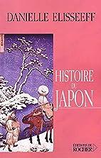 Histoire du Japon by Danielle Elisseeff