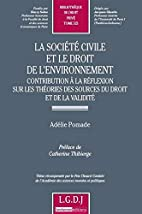 La société civile et le droit…