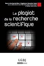 Le plagiat de la recherche scientifique by…