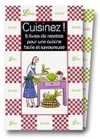 Cuisinez ! Coffret 5 volumes : La cuisine du…