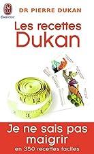 Les recettes Dukan : Mon régime en 350…