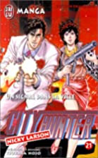 City Hunter, Volume 21 by Tsukasa Hojo