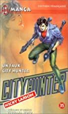 City Hunter, Volume 35 by Tsukasa Hojo