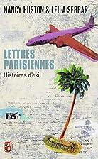 Lettres parisiennes : Histoires d'exil by…