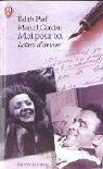 Moi pour toi: Lettres d'amour by Marcel…