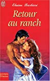 Barbieri, Elaine: Retour au ranch