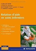 Relation d'aide en soins infirmiers by SFAP