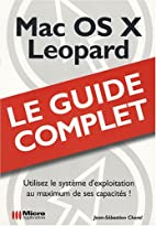Mac OS X Leopard by Jean-Sébastien Cherel
