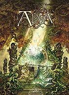 Les arcanes d'Alya, Tome 2 : Ames…