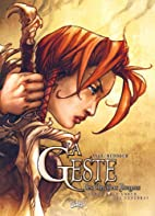 La Geste des Chevaliers Dragons, Tome 8 : Le…