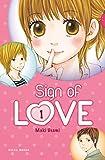 Acheter Sign of Love volume 1 sur Amazon