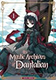 Acheter The Mystic Archive of Dantalian volume 1 sur Amazon