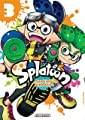 Acheter Splatoon volume 3 sur Amazon
