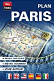 Blay: Paris Street Map (Multilingual Edition)