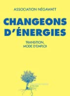 Changeons d'énergies -…