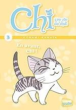 Glenat Poche - Chi T3 : En avant, Chi ! - Konami Kanata