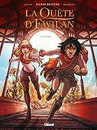 La Quete d'Ewilan T02 : Akiro by Lylian