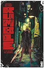 Rumble (tome 1) : La couleur des ténèbres…