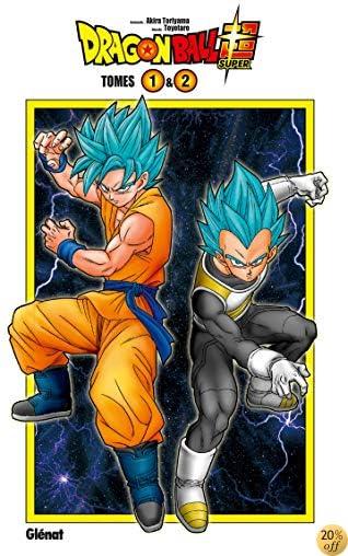Dragon Ball Super - Coffret tome 01-02