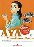 Acheter Aya, conseillère culinaire volume 2 sur Amazon