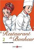 Acheter Le Restaurant du bonheur volume 2 sur Amazon