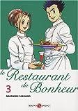 Acheter Le Restaurant du bonheur volume 3 sur Amazon