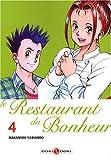 Acheter Le Restaurant du bonheur volume 4 sur Amazon