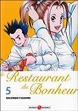 Acheter Le Restaurant du bonheur volume 5 sur Amazon