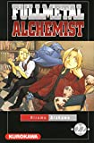 Acheter Full Metal Alchemist volume 22 sur Amazon