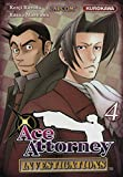 Acheter Ace Attorney - Investigations volume 4 sur Amazon