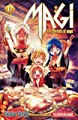 Acheter Magi - The labyrinth of magic volume 17 sur Amazon