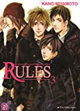 Acheter Rules volume 3 sur Amazon