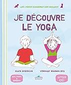 mon premier livre de yoga by Gilles…