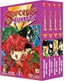 Satoru Akahori: Sorcerer Hunters: Pack en 4 volumes (French Edition)