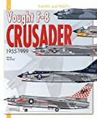 Vought F8 Crusader by Gerard Paloque