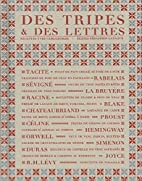 Des tripes & des lettres by Yves Camdeborde