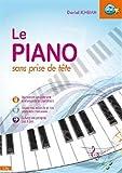 Daniel Ichbiah: le piano sans prise de tete