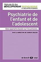 Psychiatrie de l'enfant et de…