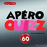 Marie-Ange Guillaume: Apero Quizz Les annees 60 (French Edition)