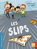 Les slips - Julien Artigue