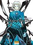 Acheter Pandora Hearts volume 14 sur Amazon